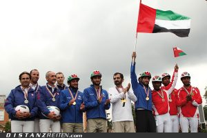 Überragende Vorstellung der UAE in Euston Park, Foto: Victoria Oldenburg