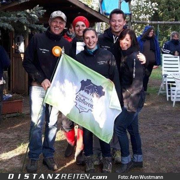 Team Elbflorenz, 6. Elchdistanz 2016, Foto: Ann Wustmann