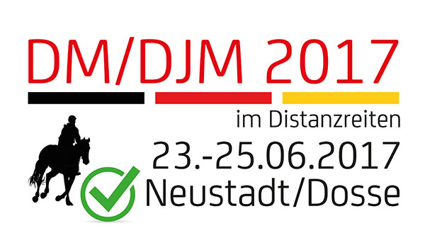 DM/DJM 2017 in Neustadt/Dosse