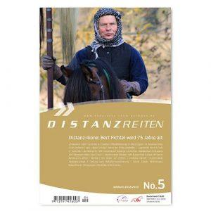 Magazin Distanzreiten Nr. 5